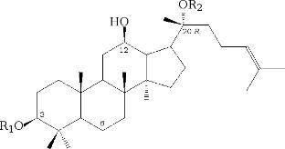 ginsenosido 20 (R) -Rg3
