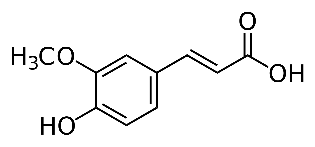 ácido ferúlico