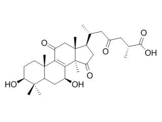 ганодерна киселина Б