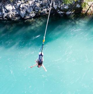 Bungee-Jumping