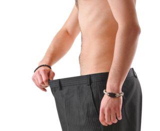 o kolik zhubnout