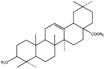 structure of oleic acid esters