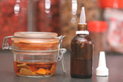 Preparation of ginseng alcohol tincture 3